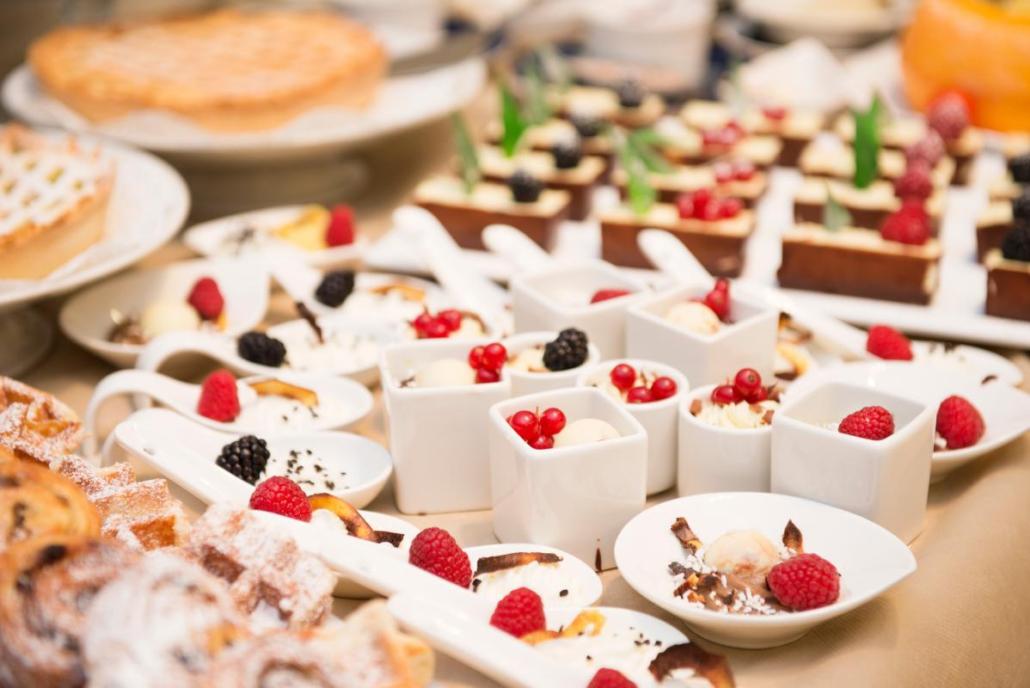 Varietà colazione Hotel Fiamma Cesenatico