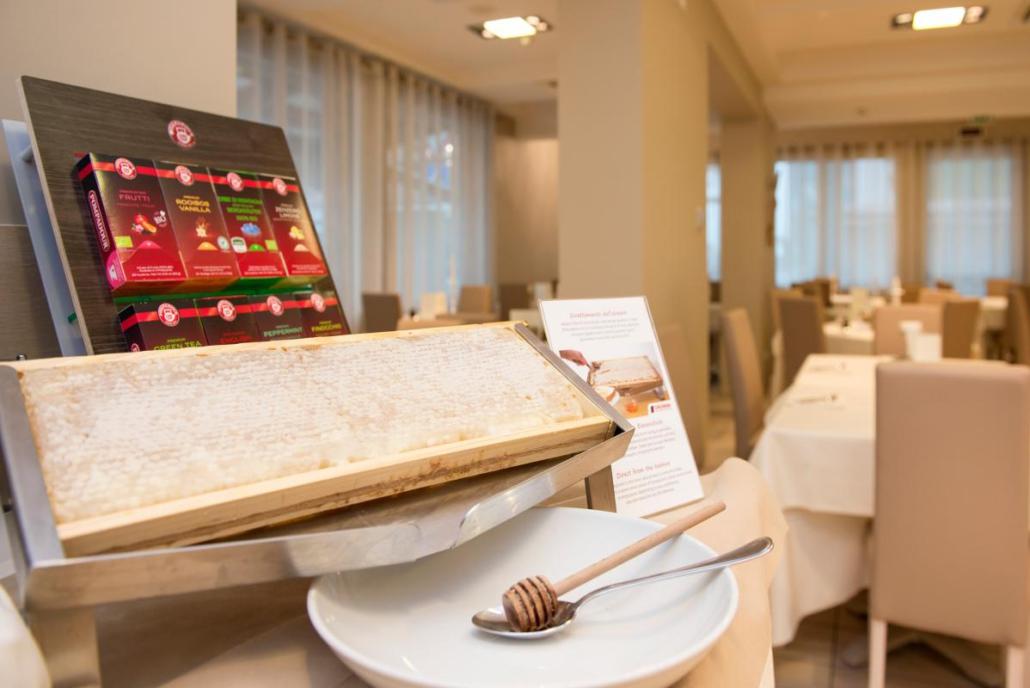 Cucina di qualità Hotel Fiamma