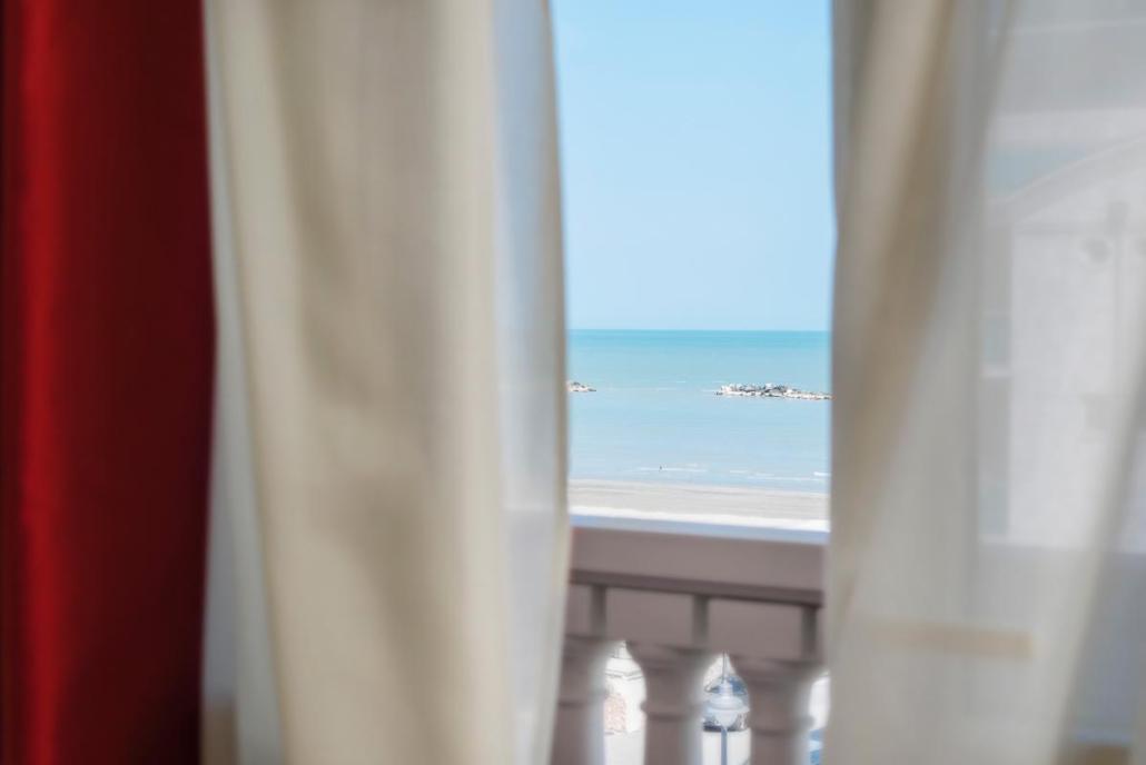 Camere vista mare in Romagna Hotel Fiamma