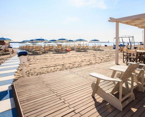 Hotel Fiamma Spiaggia di Cesenatico